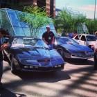 Car Show at Comicon