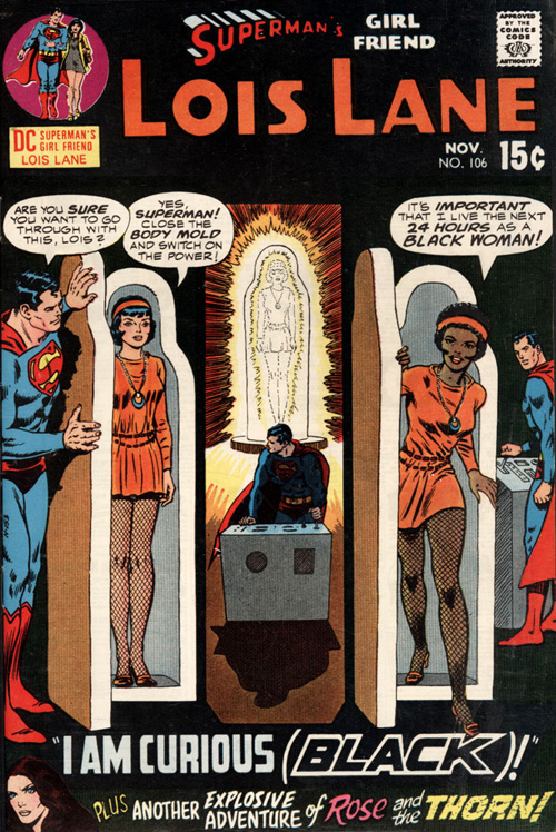 Superman's Girlfriend, Lois Lane #106 - November, 1970