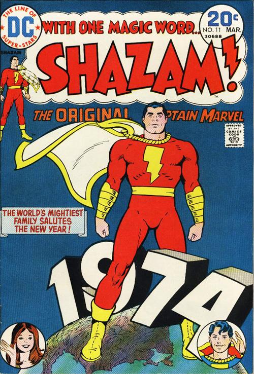 Shazam #11 - March, 1974