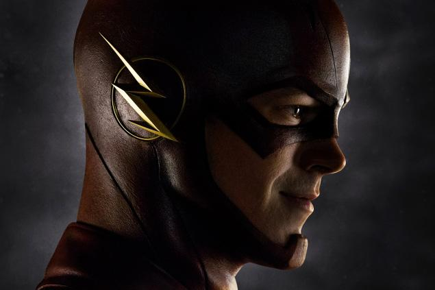 Grant Gustin as The Flash
