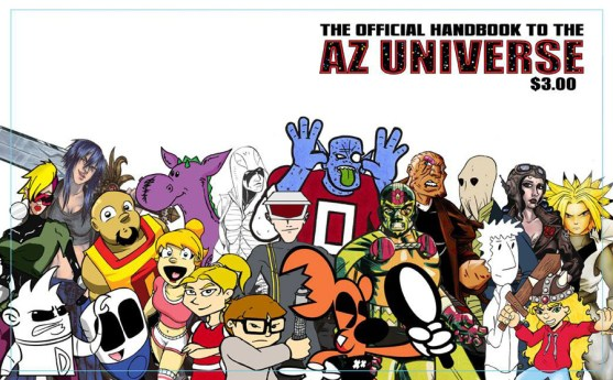 The Official Handbook to the AZ Universe