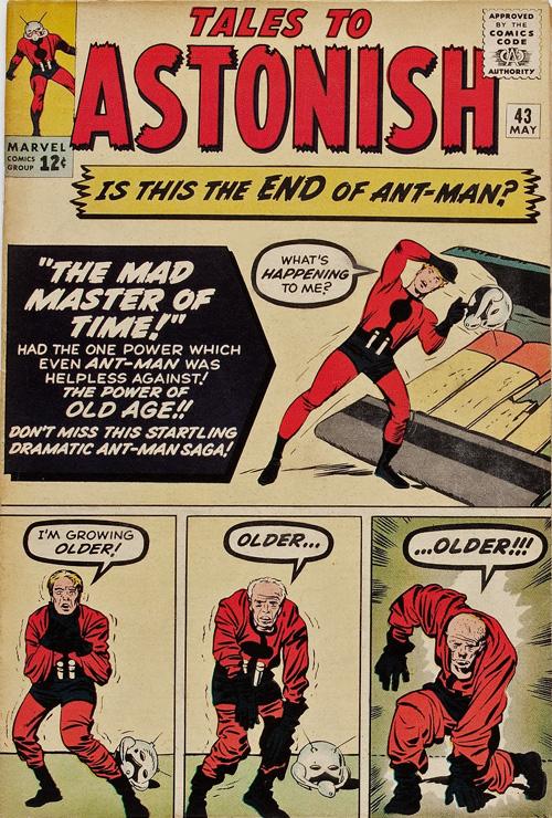 Tales to Astonish #43