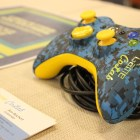 Game CoLab showed off a custom controller and info on its new programs.