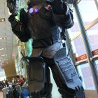 A titan from Titanfall. (Photo by Christen Bejar)