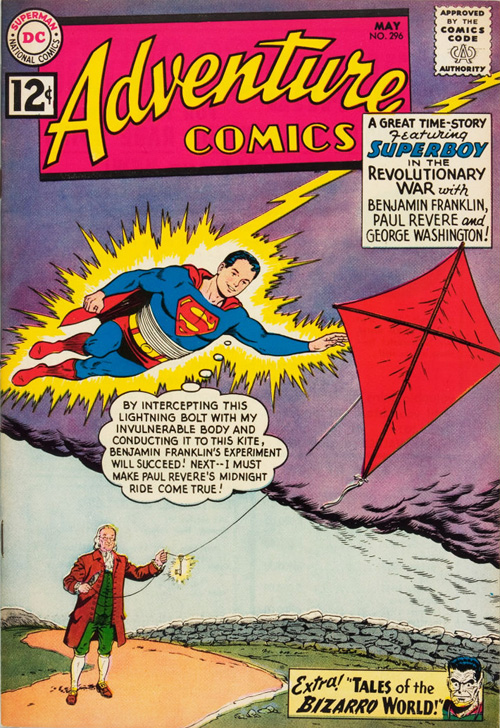 Adventure Comics #296 – May, 1962