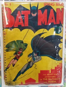 Batman #1 - June, 1940