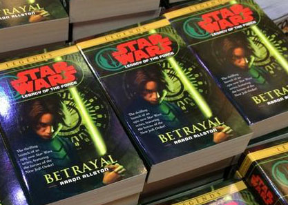 Betrayal by Aaron Allston