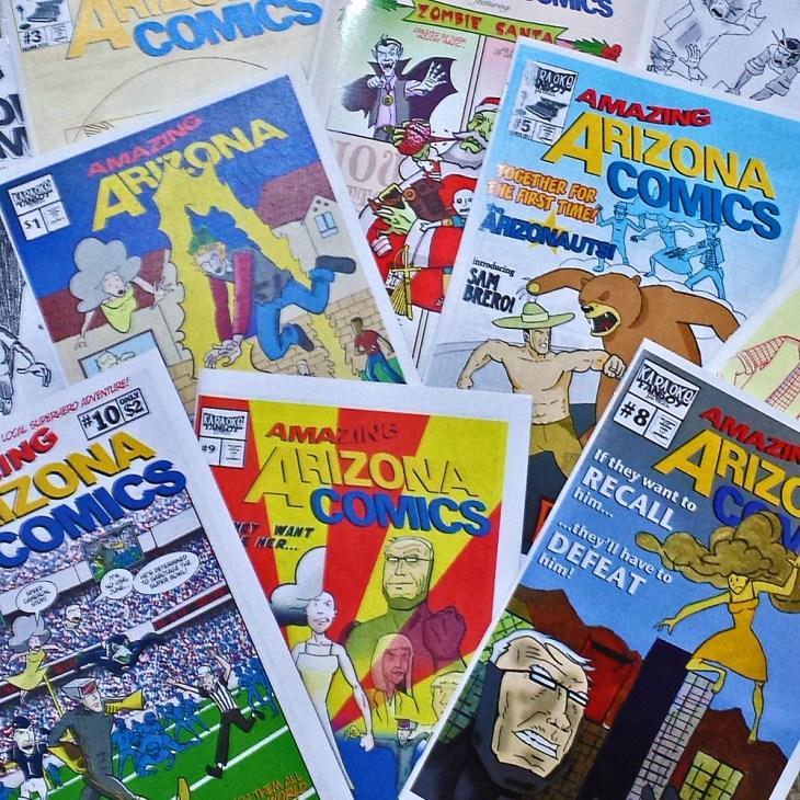 Amazing Arizona Comics