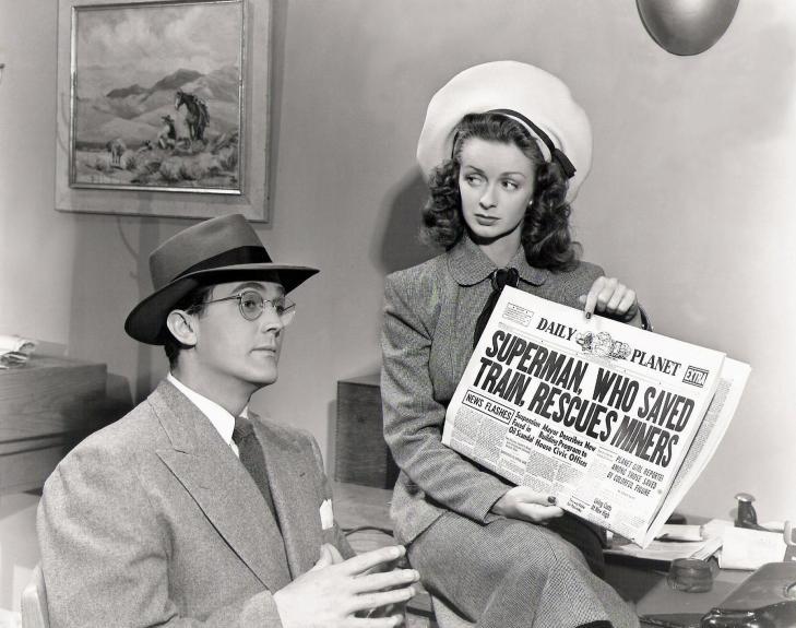 Noel Neill as Lois Lane