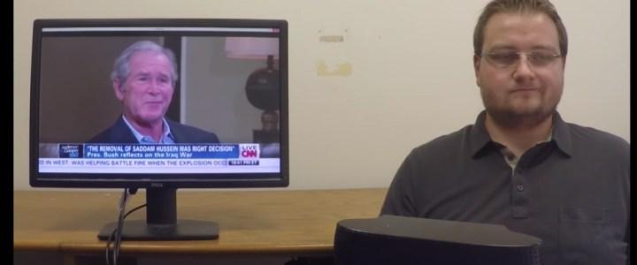 Videomanipulation: Das Werkzeug für die hausgemachte Verschwörungstheorie.