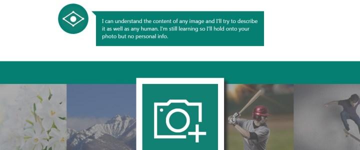 Künstliche Intelligenz: AI und ihre Tücken – Bilderkennung mit Microsofts CaptionBot
