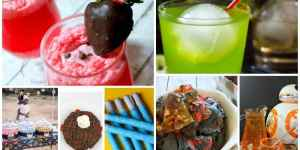 How to make star wars food for a star wars party feature