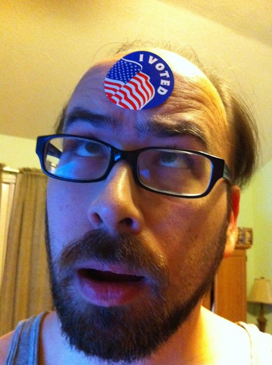 On the Topic of Voting: Every Vote Counts, Yes Even Those Votes… #VoterRegistration