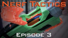 Nerf Tactics Episode 3 – Dejamming Nerf Blasters