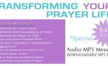 Prayer-Audio-Series
