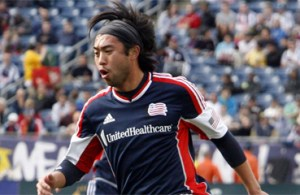 Lee Nguyen was a big part the Revolution offense on Saturday. (Photo: Chris Aduama/aduama.com).