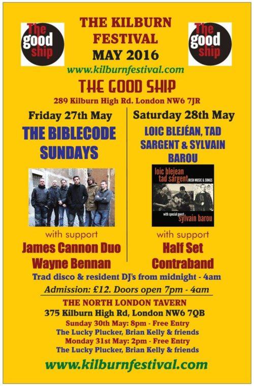 Kilburn_Festival_Poster_The_London_Ear