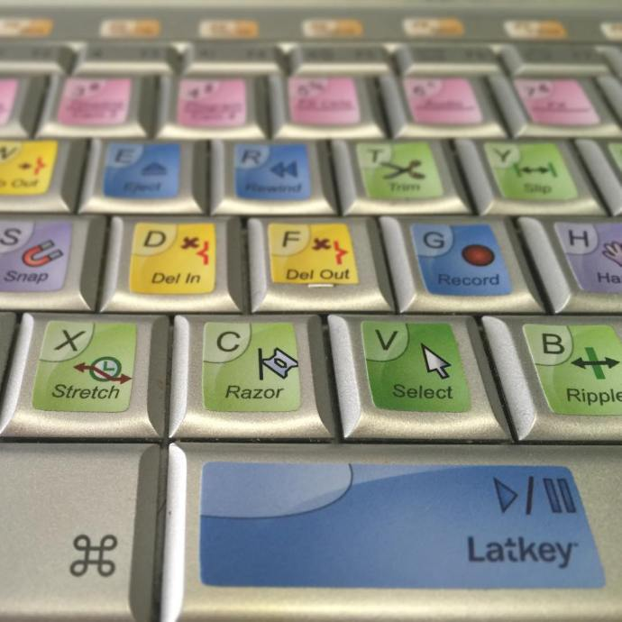 Cute new shortcut key stickers for Premiere Why not? filmeditinghellip