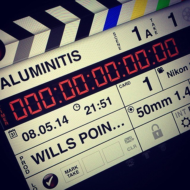 Spring is coming! One last round of filming for AluminitisDocumentaryhellip