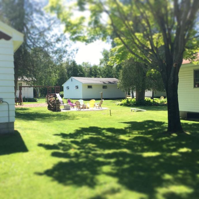 Tiny summer cottages in Ephraim WI So darling doorcounty summercottagehellip