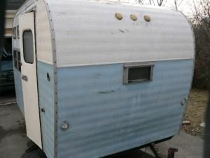 Blog Camper: let's design a vintage camper together!