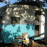 """Found one! Our """"new"""" 1967 Shasta Model 1500 Camper"""