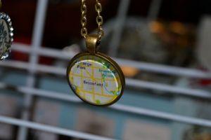 Local Love pendants