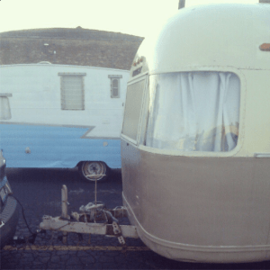 Waiting for spring, planning for our Airstream Argosy