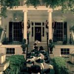 In love with…Set of American Horror Story Coven