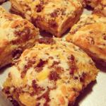 BiscuitQuest! Maple sausage and cheese biscuits