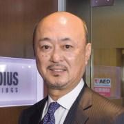メディアスホールディングス代表取締役社長 池谷保彦氏