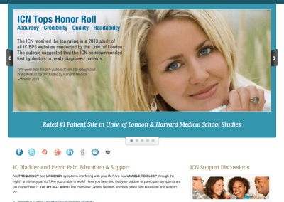 The Interstitial Cystitis Network