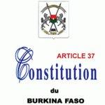 Conférence publique sur la situation nationale : « Il faut coupler le referendum à l'élection présidentielle de 2015 »