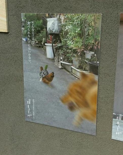 焼き鳥屋のポスターがセンス良いと話題