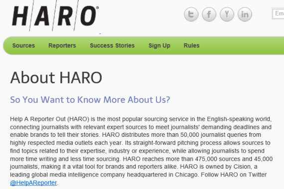 about haro