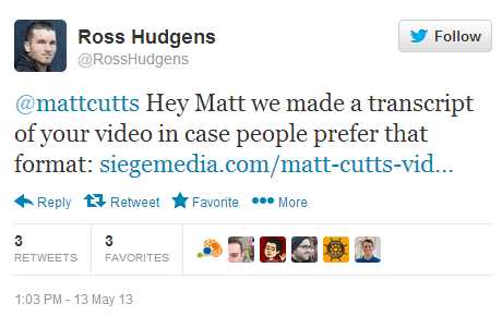 ross hudgens tweet