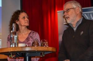 ccs-frokost Jannicke Gerner Bjerkås Claes Roxbergh