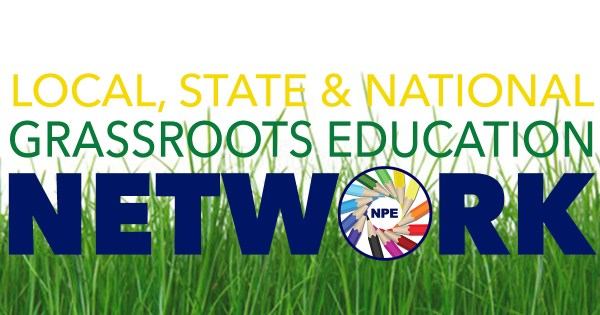 State and Local Banner Grass and National