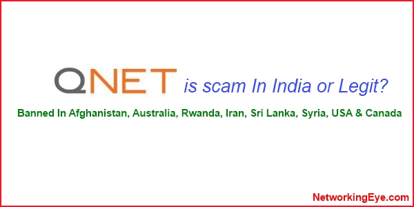 QNet is a scam In India or Legit