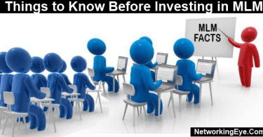 Things to know before investing in MLM