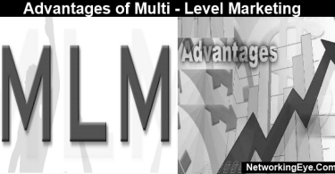 advantages of multi level marketing