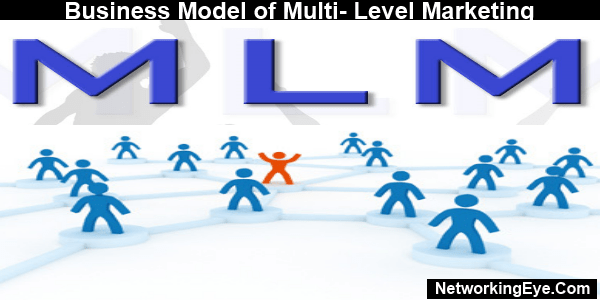 business model of MLM