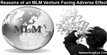 reasons of an mlm venture facing adverse effect