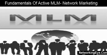 Fundamentals Of Active MLM-Network Marketing
