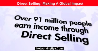 Direct Selling Making A Global Impact