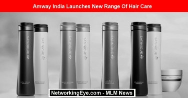 Amway India Launches New Range Of Hair Care