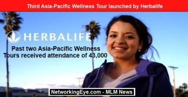 Third Asia-Pacific Wellness Tour launched by Herbalife in Hanoi, Vietnam