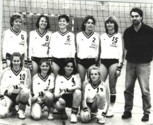 Damen 1 1989/90