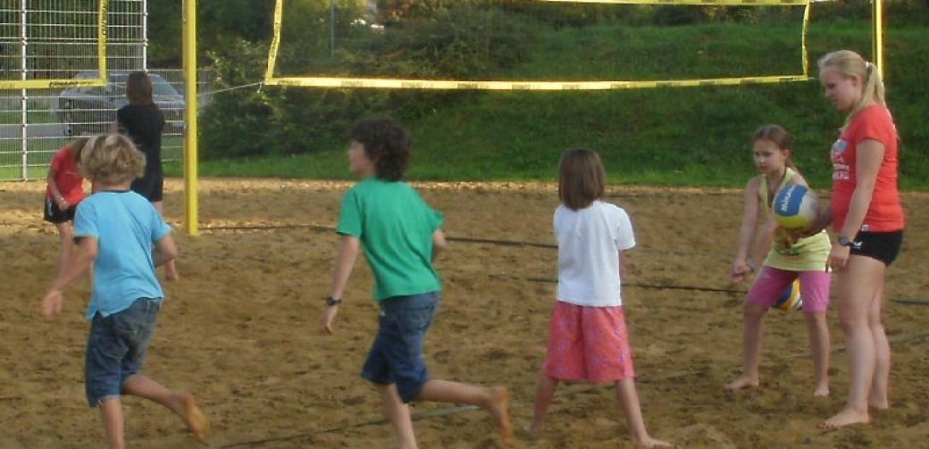 Integrative Kindersportwoche war wieder ein voller Erfolg