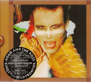 Adam & the Ants (CD)